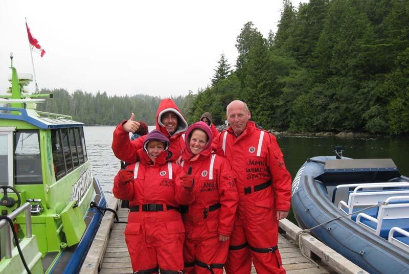 Boottocht vakantie Canada