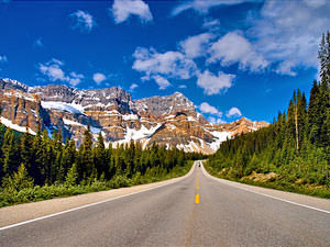 Canada autovakantie: Rocky Mountains