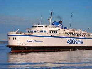 Vervoer Canada: veerboot
