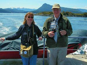 Walvissen kijken in Canada