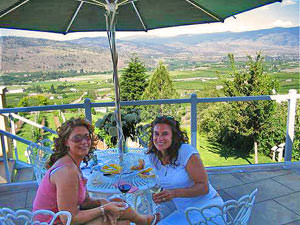 Okanagan Canada wijnstreek