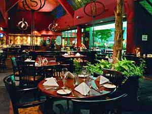 Comfort hotel restaurant