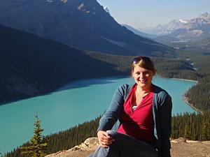 Reisinformatie Canada - specialist Edith
