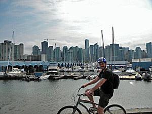 Fietsen in Vancouver - reisverslagen