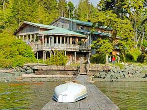 Canada reizen: Telegraph Cove