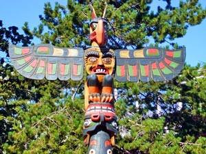 reizen Canada: indianen route
