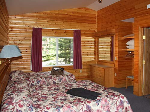 Kamer accommodatie in Jasper