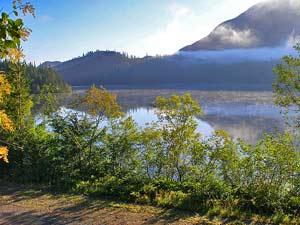 Canada reizen: natuur Canada