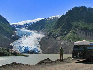 Alaska reis vanuit Canada