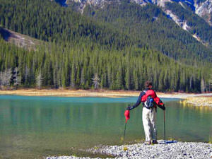 kamperen Canada: Clearwater Lake