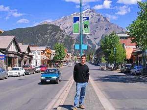 Autovakantie Canada: Banff