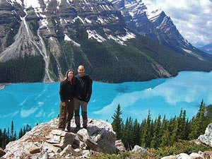 Canada reis: Rocky Mountains
