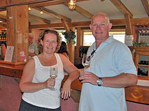 Wijnproeven - Canada reisverslagen