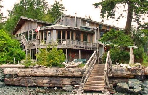 Accommodatie Telegraph Cove