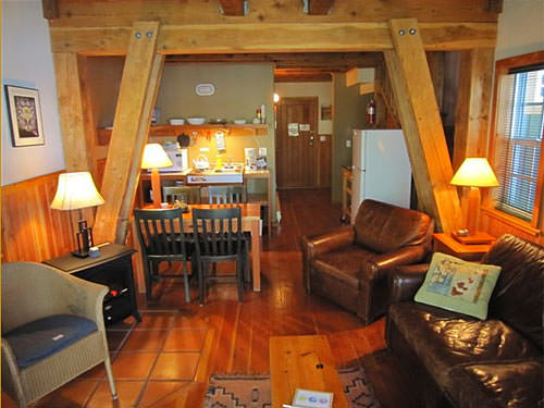 Cabin in Ucluelet