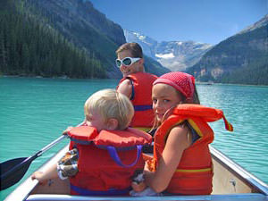 Kayakken - Canada rondreis