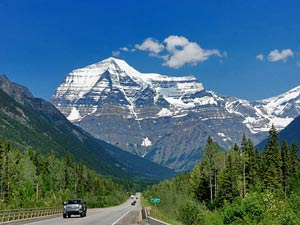 Autovakantie Canada: Mt Robson