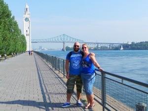 Saint-Laurent-rivier Montréal Canada
