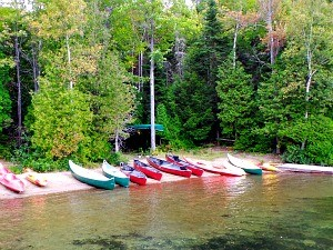oost-canada-sacacomie-lodge-bootjes