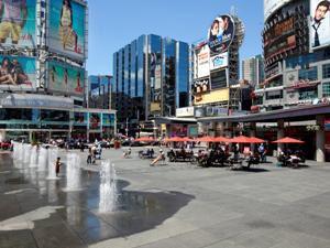 Yonge Street Toronto Canada