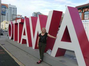Engelse elegantie in Ottawa