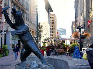 Ottawa - straatbeeld