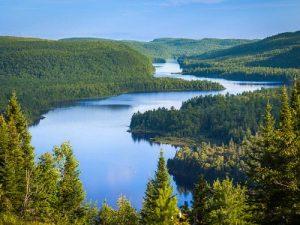mauricie nationale parken canada