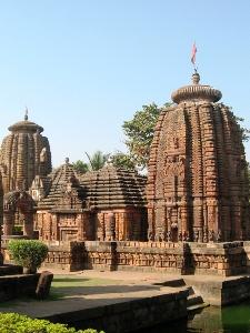 Mukteswara Tempel in Bhubaneswar