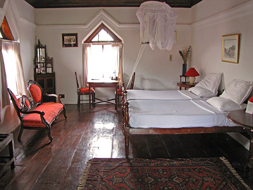 Cochin Hotelzimmer Highlights Indien Rundreise