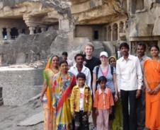Ellora & Ajanta – Höhlenkunst und Felsentempel