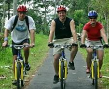 Biking in Keralas Bergen