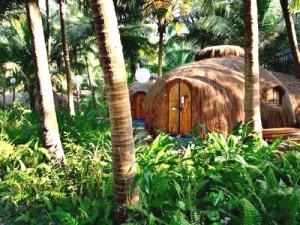 Ihre ausgefallene Unterkunft im Norden Goas