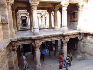 Stufenbrunnen von Patan