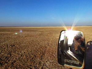Landschaft in Kutch