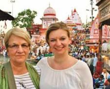 Haridwars heilige Rituale & Yoga in Rishikesh