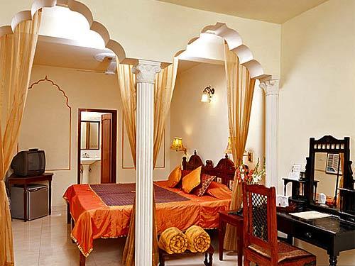 Komfortabel übernachten in Jaipur