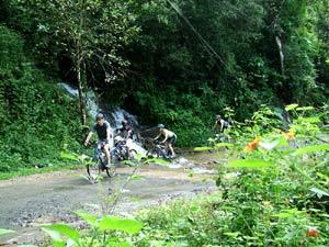 Fahrradtour in Kerala