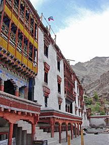 Kloster in Ladakh