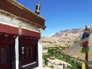 Klöster in Ladakhs Mondlandschaft