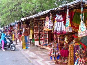 Law Market in Ahmedabad in Gujarat Indien