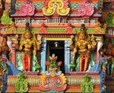 Lebendige Tempel von Tamil Nadu