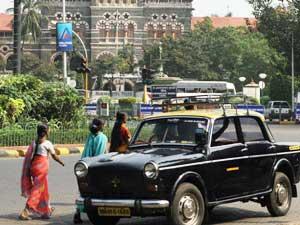 Ambassador Taxi in Mumbai