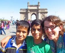 Mumbai –  das Tor nach Indien