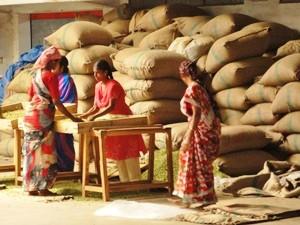 Teefabrik in Munnar bei einer Sikkim Rundreise