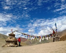 Spektakuläre Ausblicke im verborgenen Nubra-Tal