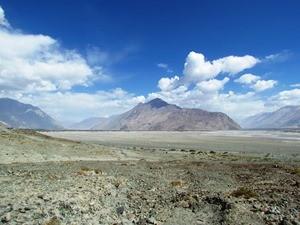 Reise ins Nubra Valley
