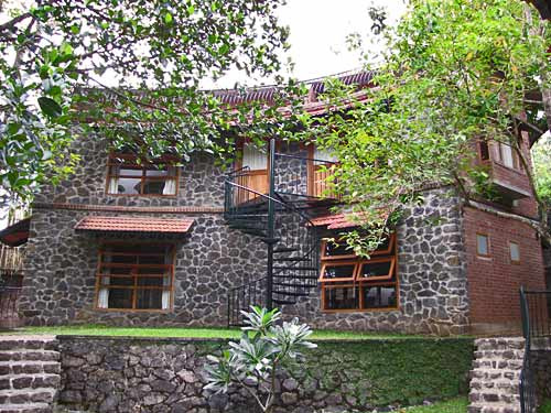 Bed & Breakfast im Periyar Nationalpark in Indien