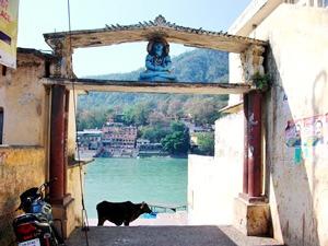 Ghats in Rishikesh