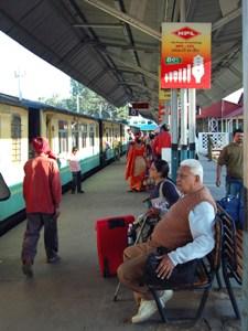 Bahnhof von Shimla
