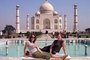 Vom Taj Mahal zum alten Königreich Sikkim